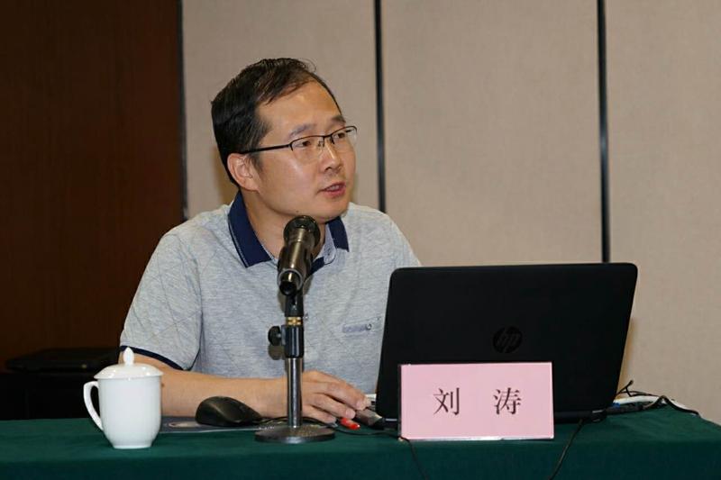 临沂大学马克思主义学院教授刘涛作《沂蒙精神的血脉与真谛》专题报告